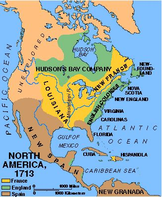 colonization of north america essay